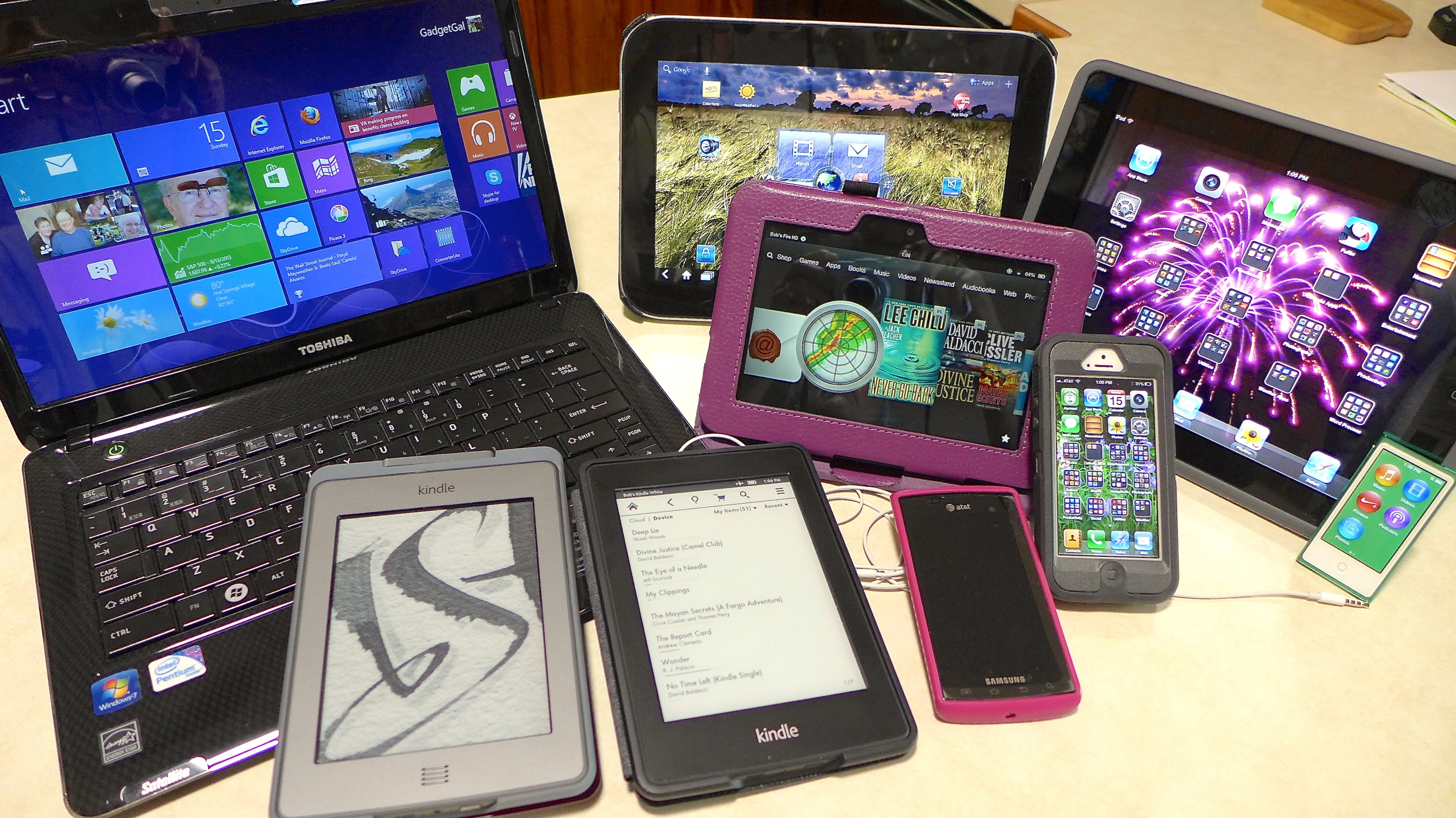 Mobile Devices Photo